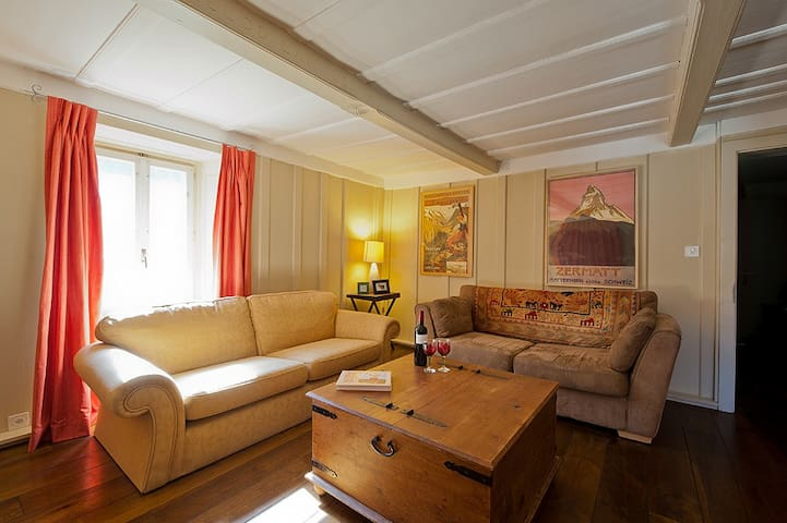 2 bedroom, 4 person apartment, Le Chable, Verbier - Bagnes - Wohnung