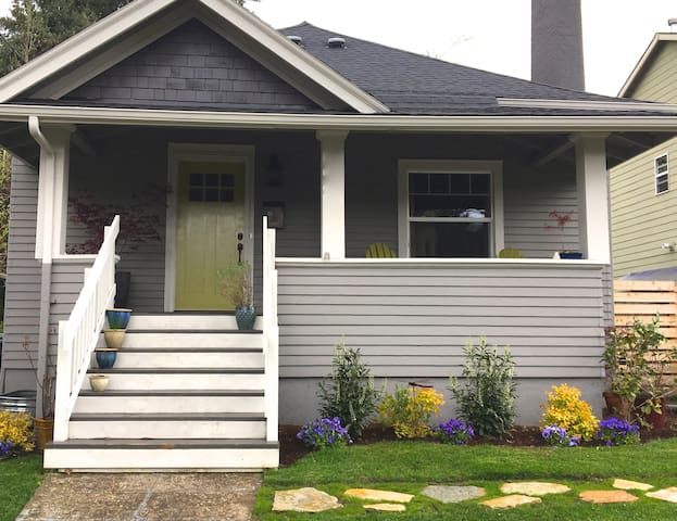 Sweet Retreat In Desirable SE Portland - Portland - Casa