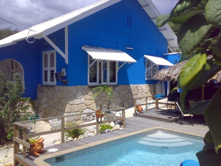 Unique Villa with seaview + pool