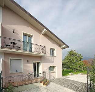 Great Villa near  the lake - San Felice del Benaco