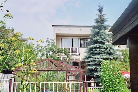 Privat kamer tussen bergen - House