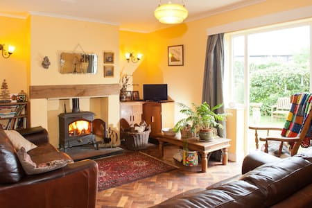 Garden BnB Central Hay 1 - Hay-on-Wye - Penzion (B&B)