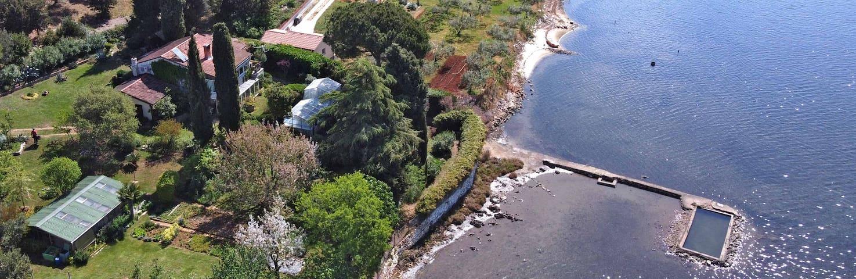 Villa Danica and the Magical Garden