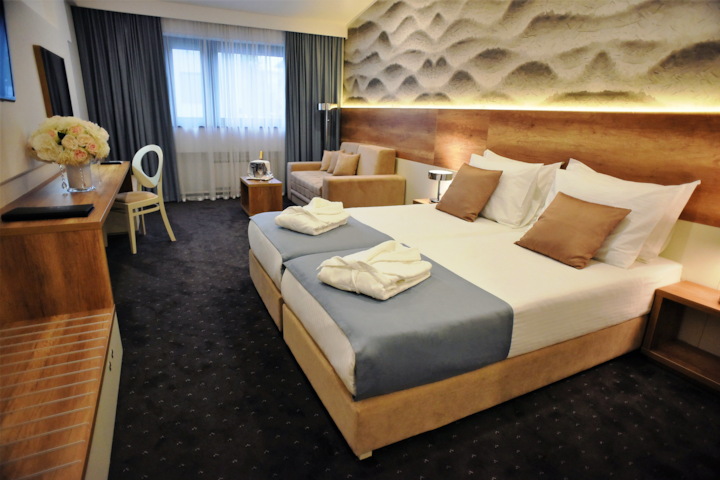 DE LUXE DOUBLE ROOM TWIN
