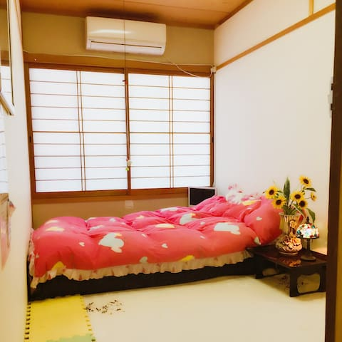 한국어가능. 5mins to JR Hyogo. Japanese Style room - 神戸市