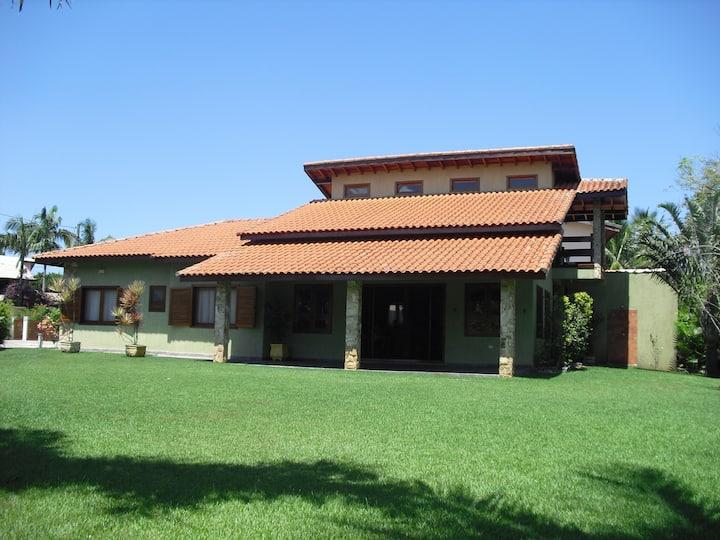 Casa Costa do Sol - Praia de Guaratuba - Bertioga