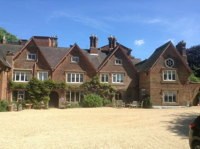 The Old Hall B&B with 3 Luxe rooms - Leicestershire
