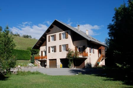 Devoluy! A family holiday home... - St Etienne-en-Devoluy - Talo