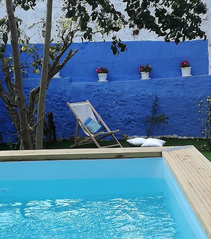 LOVELY VILLAGE HOUSE WITH POOL