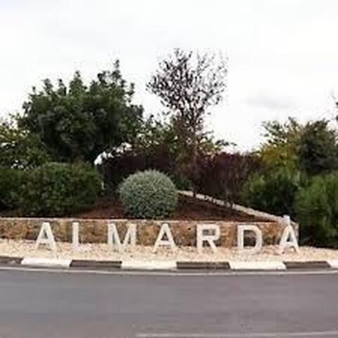 Playas de Almardà, Corinto y Malva-Rosa