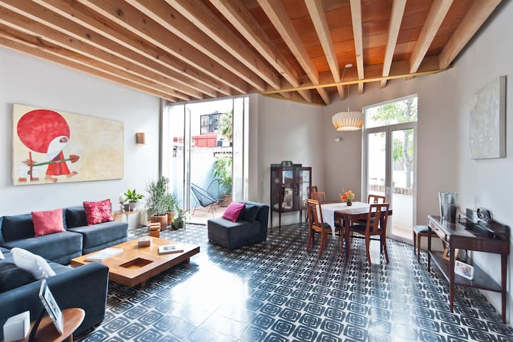 Roma Condesa Espectacular Home