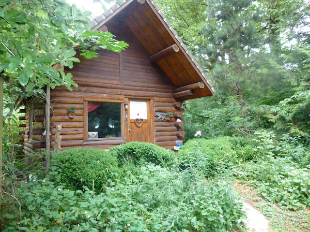 Cozy Log Cabin, Heart of the Gorge - Corbett