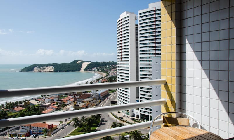 Apartment with views of the Sea - นาตาล