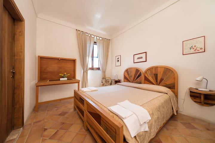 Camera di 14 mq² presso Agriturismo Girolomoni
