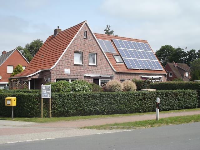Urlaub an der Nordsee Dornum/Nesse2 - Dornum - Maison