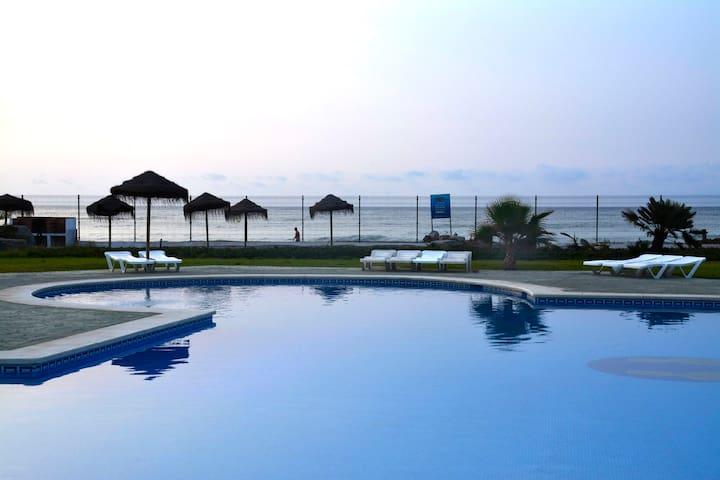 Precioso y confortable apartamento a pie de playa. - Vera - Apartment