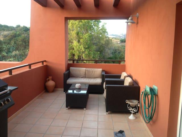 Apartment on sale in Mezquitilla - Algarrobo - Leilighet