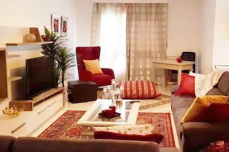 A Luxurious Cozy Apartment Cairo 3