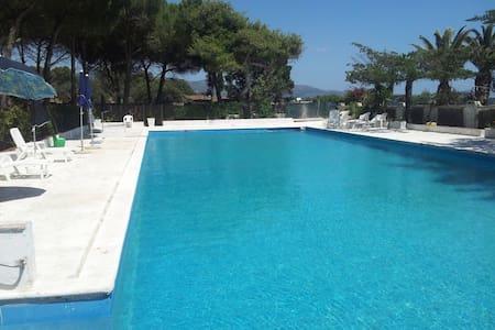 Deliziosa villetta con piscina