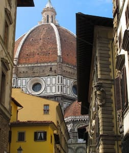 Cosy flat in the heart of Florence - Florenz - Wohnung