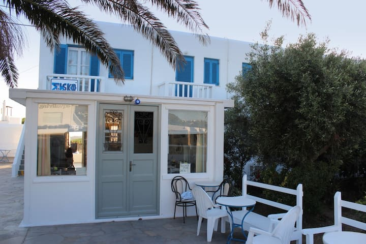 private room in mikons  - Mykonos - Penzion (B&B)