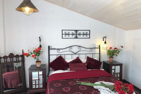 Master-suite in the Mountains