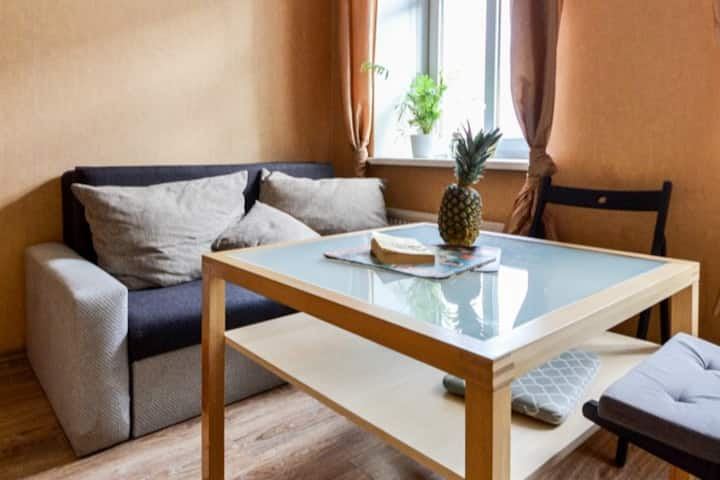 Beautiful apartment in the heart of Riga!