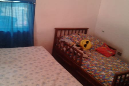 Ambiente de Familia y Tranquilidad - Masatepe - Talo