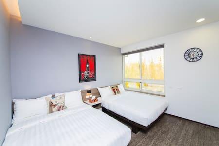 「177」旅行公寓~溫馨四人房 - 南投市 - 独立屋