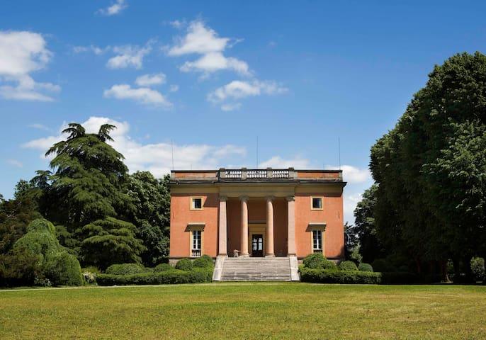 Villa Arnò  dimora d'epoca - Albinea - Haus