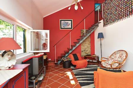 """""""CROCOS' HOUSE"""" - Casa de Campo - Runa - 別墅"""