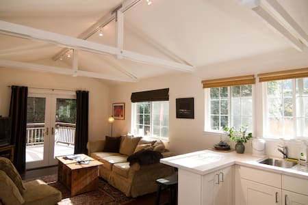 Country Cottage in West Marin - Nicasio - Chatka