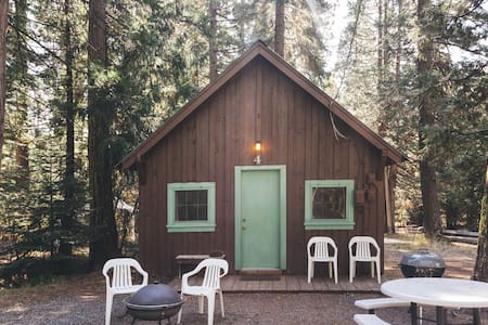 Rustic Cabin by Lassen National Park