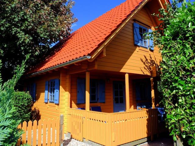 Cozy Log Cabin - Relax near the sea - Grömitz - บ้าน