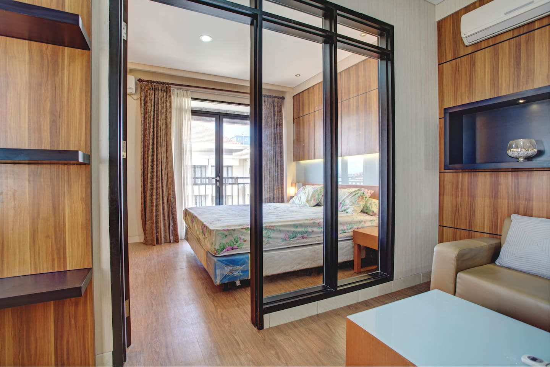 1-bedroom Grand Kuta Residence