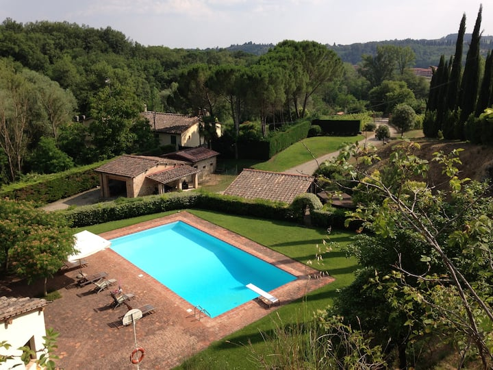Wonderful life in the Chianti