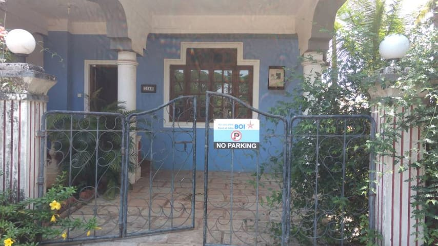 Shah's Villa, Dona Paula