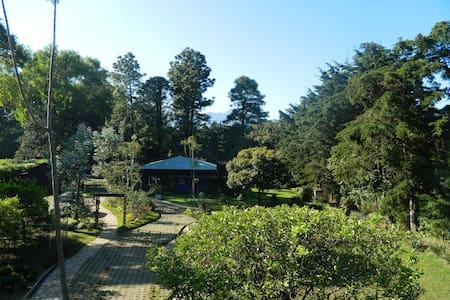 Magica Habitación en Casa de Campo - Santa Lucía Milpas Altas - Ház