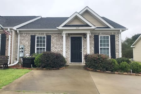 Townhome available year round and Masters week