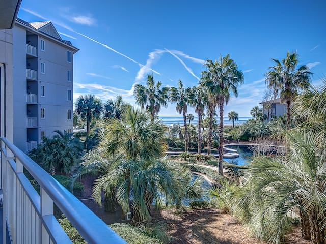 Sea Crest Resort Oceanfront Complex ~ Just Steps from the Beach!