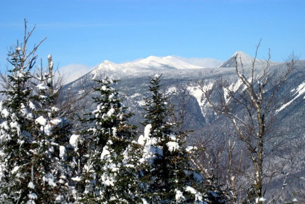 Loon Mt Slopeside Home Lincoln Nh Houses For Rent In
