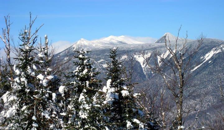 Loon Mt ski on/off home: sleeps 10 Lincoln,NH