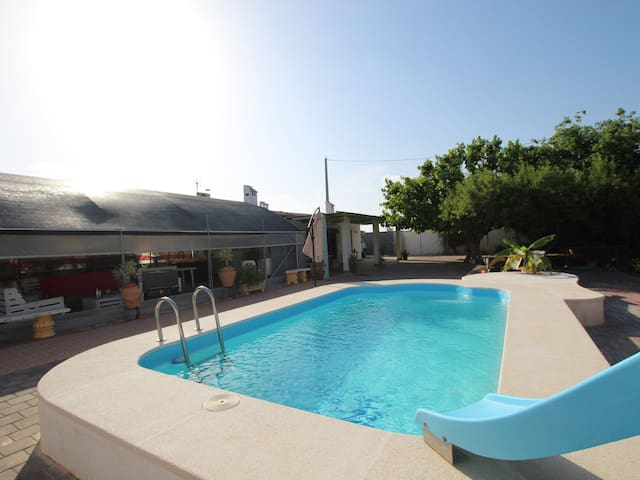 WONDERFUL COUNTRY HOUSE FULLY CONDITIONED FOR YOUR BEST HOLIDAYS