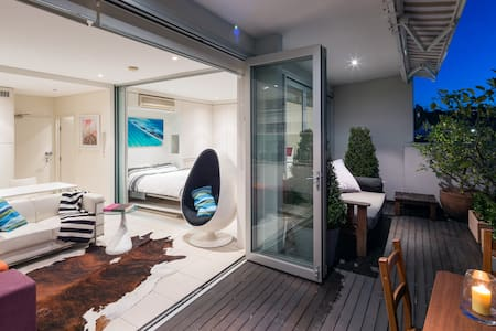 Chic sun filled Bondi Penthouse - Bondi Beach - Wohnung