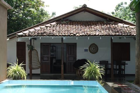 Casa Tangalle - villa privada e independente