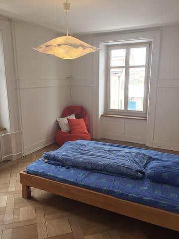 Zimmer Nr. 3 im Herzen von Rapperswil SG. - Rapperswil-Jona - Byt