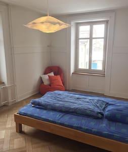 Möbeliertes Zimmer im Herzen von Rapperswil SG. 3 - Rapperswil-Jona - Appartement