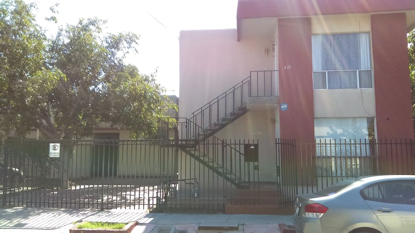 Cuarto y baño privado, Col. Nogales - Ciudad Juárez