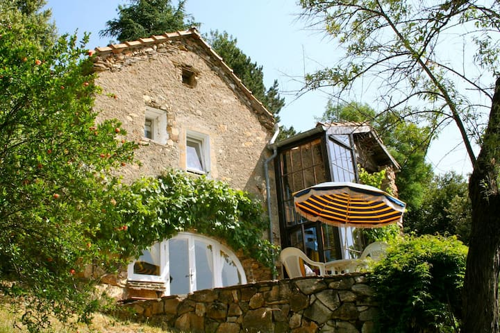 La Bergerie gite at Les Horts - Saint-Julien - Casa