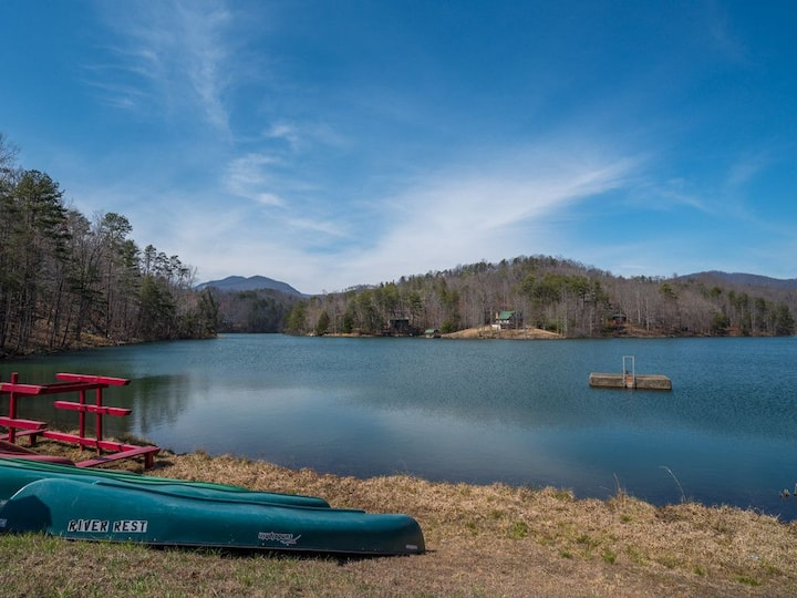 MOST FUN & AFFORDABLE--ON THE LAKE!  Free Resort!!